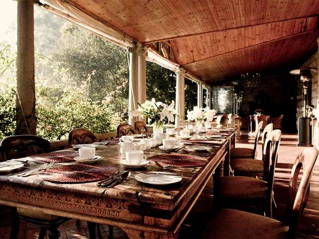 Natal Midlands Luxury Accommodation, Hartford House Is Renowned For Itu0027s  Priceless Horses And Itu0027s Gourmet Dining Options
