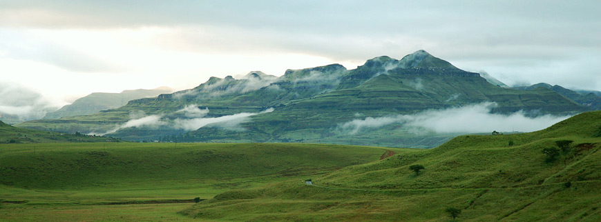 Hlalanathi in the Northern Drakensberg