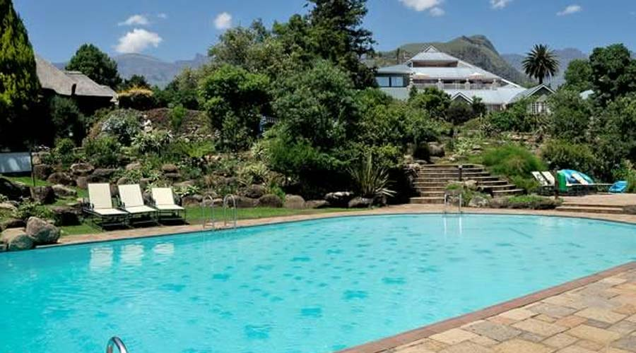 Cathedral peak is a 4 star family hotel in the drakensberg - 4 star hotels in lisbon with swimming pool ...