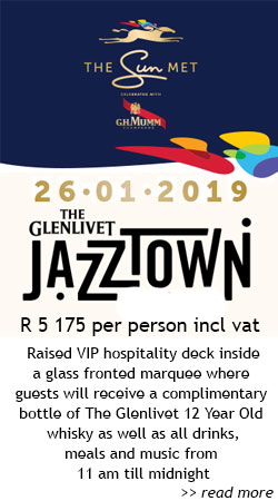 Jazztown Hospitality at the 2019 Sunmet in Cape Town